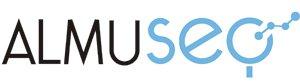 Logo de AlmuSEO posicionamiento web